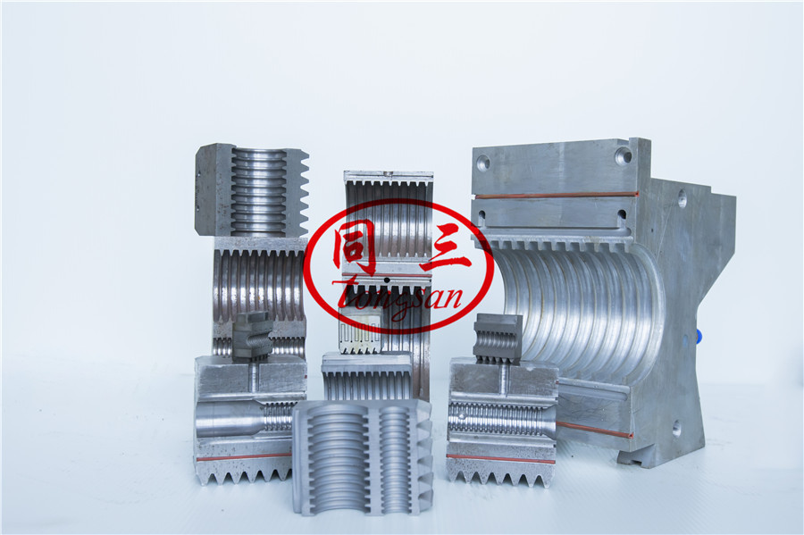 corrugated pipe mould factory