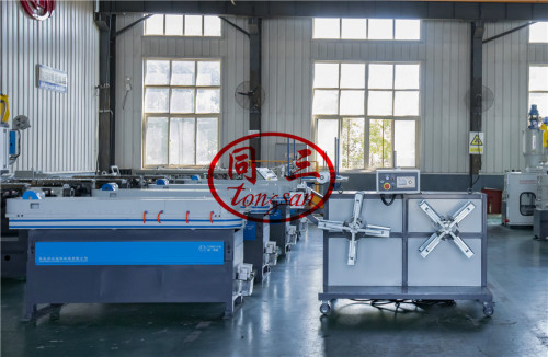 9-50mm best quality corrugated pipe machinery making line with CE and excellet service