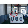 plastic single double wall corrugated pipe extruder machine with CE