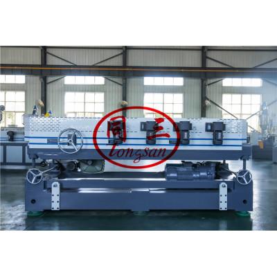 plastic single/double wall corrugator corrugated pipe forming machine