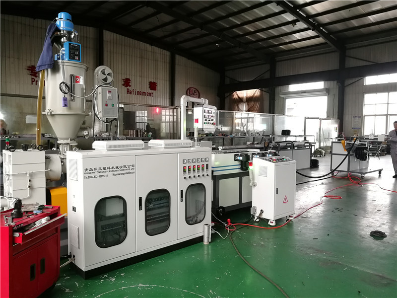 payment term for corrugated pipe extruder machine
