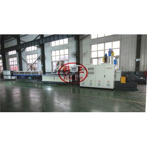double wall corrugated hdpe pipe machine factory with best quality cost