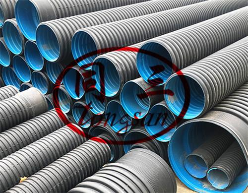 HDPE DWC pipe