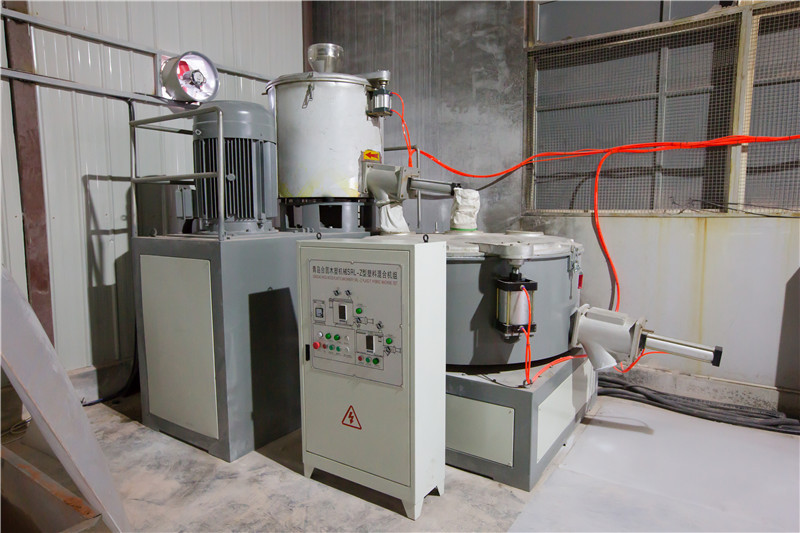 hot cold mixer for pvc product