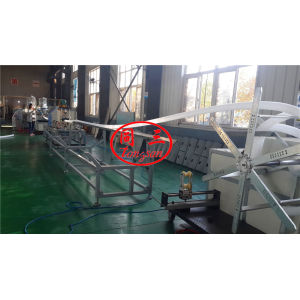 dwc corrugated pipe machinery/ double wall corrugated pipe machinery
