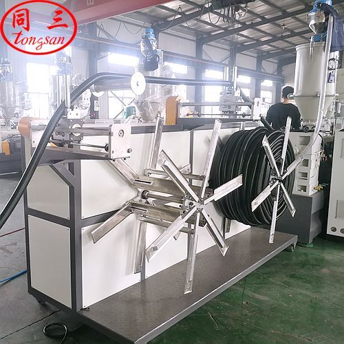 washing machine drain hose making machine/ washing machine discharge hose making machine