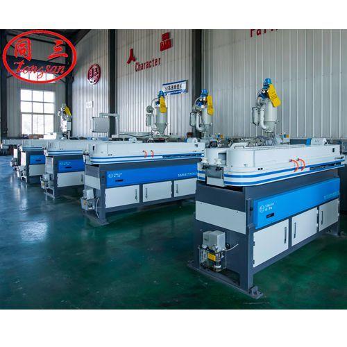 plastic corrugated pipe machine manufacturers in china