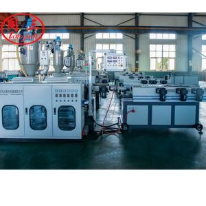 plastic water smoke hookah shisha hose making extruder machine supplier manufacturer factory