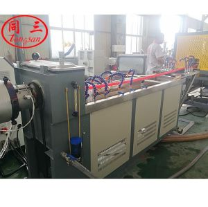 spiral corrugated pipe extruder machine spiral corrugated pipe extruding machine