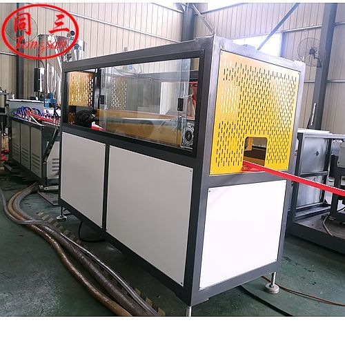 HDPE spiral corrugated pipe machine,COD pipe machine