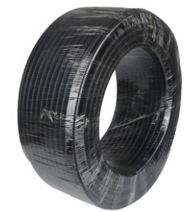 nylon corrugated pipe extruding line
