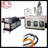 extrusion line for hdpe corrugated electrical tube