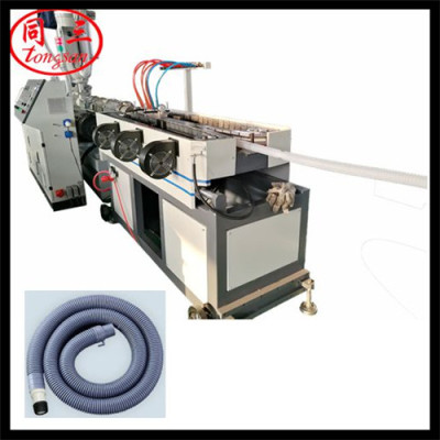 washing machine flexible drain hose machine/ washing machine drain tube making machine