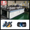 DWC double wall corrugated pipe production machine supplier in China