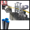 PVC HDPE double wall corrugated pipe extruder machine supplier in China