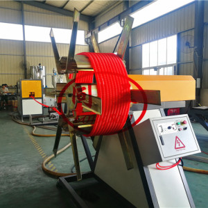 COD pipe making machine Corrugated Optic Duct machine