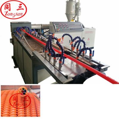 Best sales spiral corrugated pipe making machine manufacturer in China with good quality