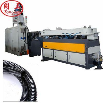professional corrugated pipe making line manufacturer
