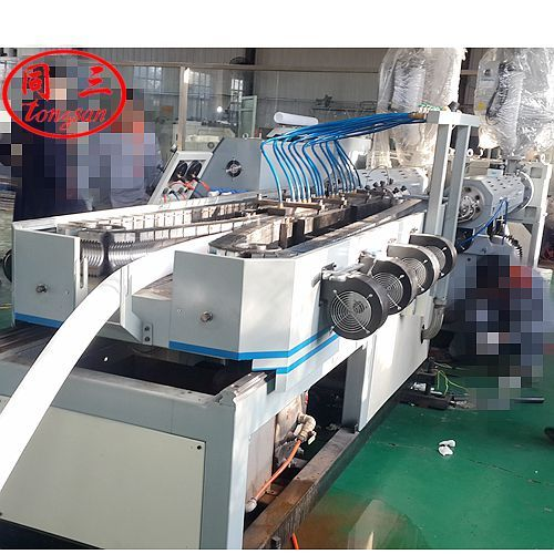 Double Wall Corrugated Pipe Production Line Supplier In China/ dwc pipe making machine