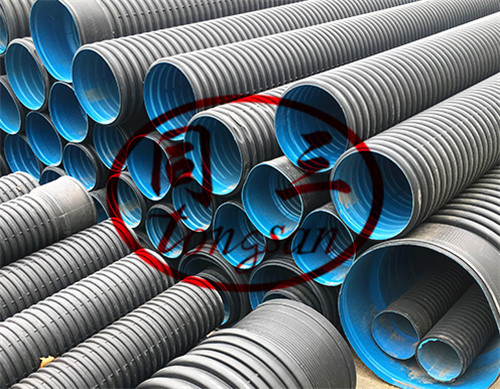 How to deal with water leakage in HDPE double wall corrugated pipe