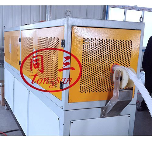 corrugated shrinkable washing basin magic pipe mold making factory