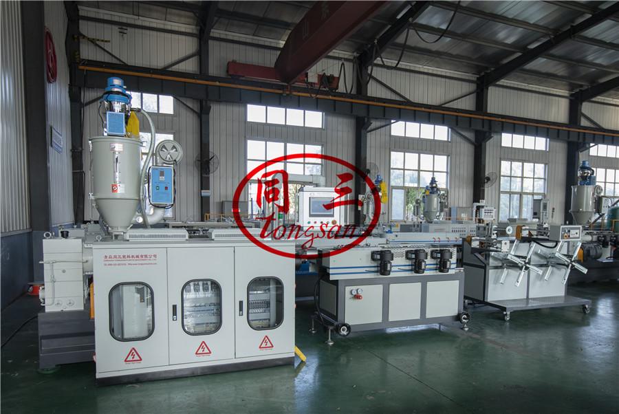 washing machine drainage pipe making machine