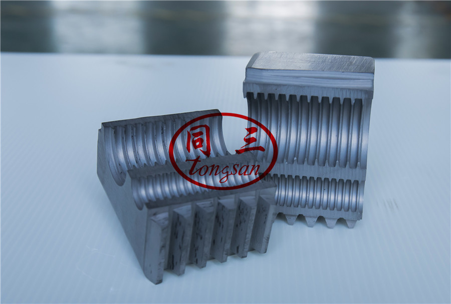 corrugated pipe mold factory