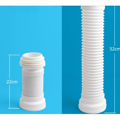 Plastic Hood Pipe Machinery / PP Ventilation Hose Making Machine