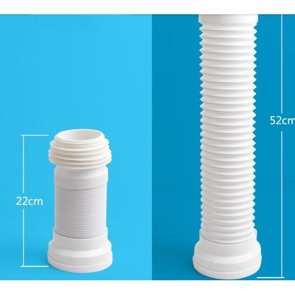 Plastic Hood Pipe Machinery / PP Ventilation Hose Making Machine