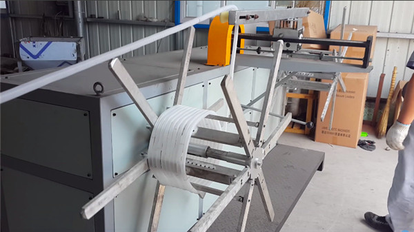 double working position winder