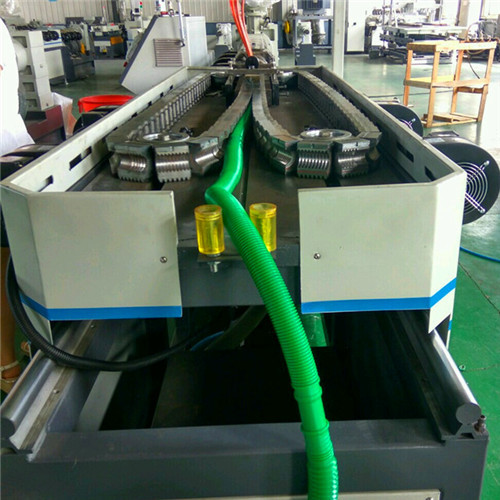 washing machine drain pipe making machine