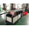 plastic single wall corrugated pipe packing machine by film