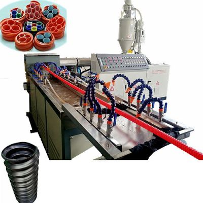 COD plastic pipe making machine spiral pipe making machine spiral pipe machine
