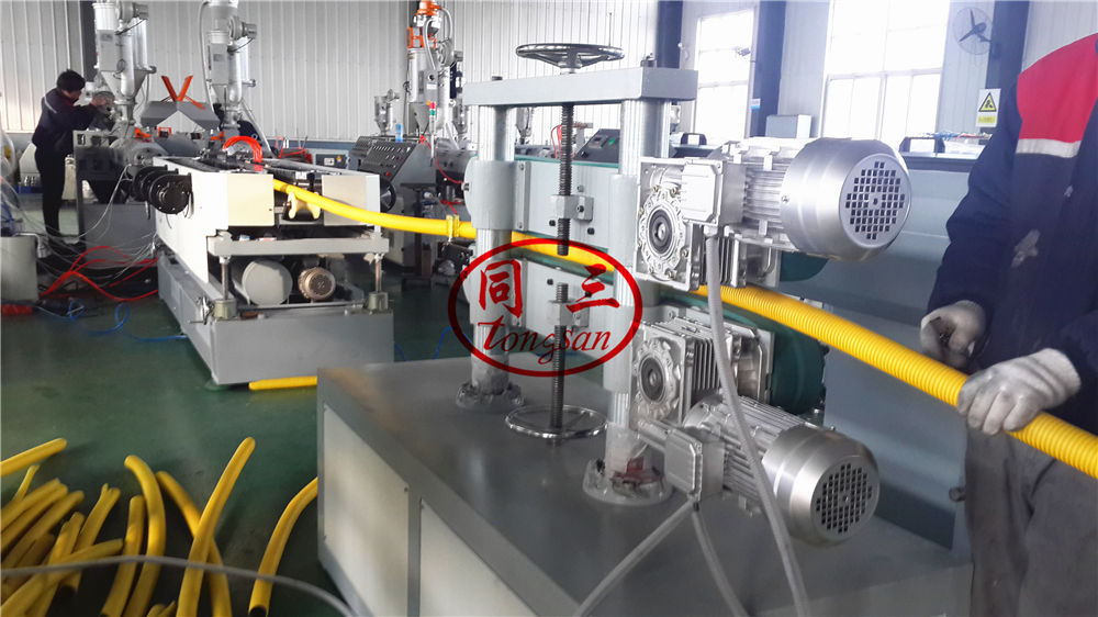 dwc double wall corrugated pipe plant