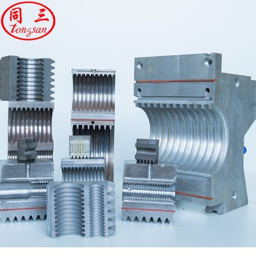 double wall corrugated pipe making factory