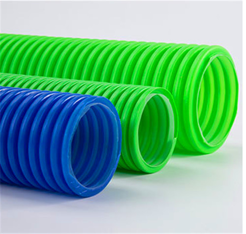 Selection of buried double wall corrugated pipe