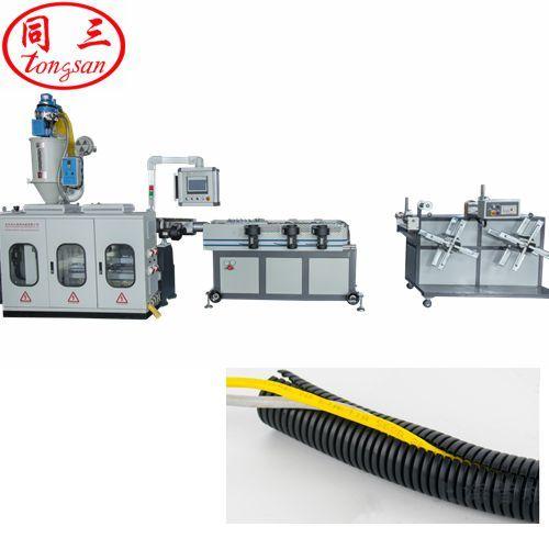 wire harness pipe making machine