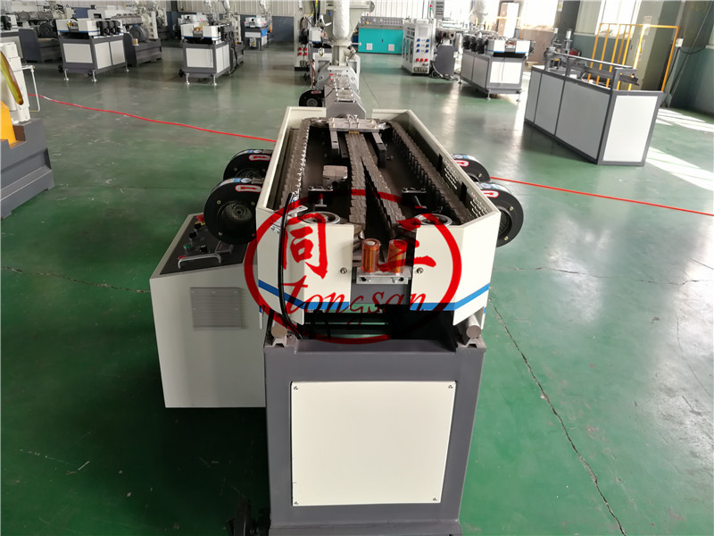 wire harness pipe forming machine