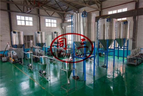 Wood Plastic WPC Granule Making Machine/ WPC Pelleting Machine/  wpc granulator machine