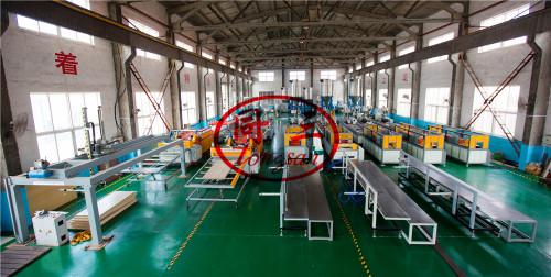 Wood Plastic WPC Profile Extrusion Machine Using Recycled PP/PE Plastic