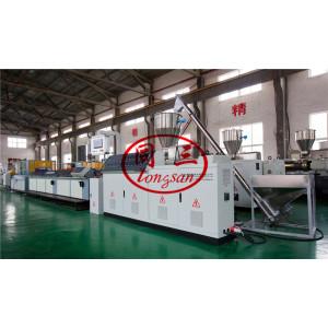 wpc machine / wood plastic composite machine / wood polymer machine