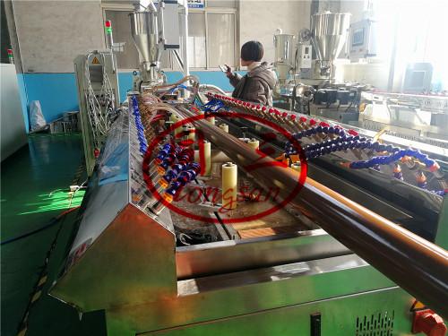 1000kg 3000kg 6000kg 9000kg/24h PE WPC Project Making Machine