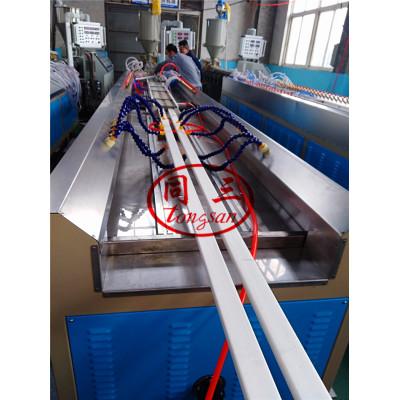 PE foam profile making extruder production machine