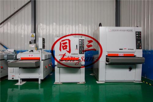 CE certificated WPC Decking Brush Sanding Machine Brusher Sander Machinery