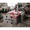 70% wood with 30% HDPE WPC Wall Cladding Extrusion Line Machine
