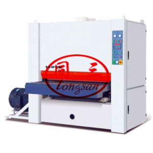 HG-1000 WPC Door Surface Sanding And Polishing Machine WPC Door Making Machine