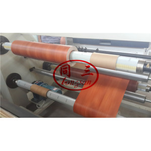 Lamination Laminating Film Splitting Cutting Machine wpc machine