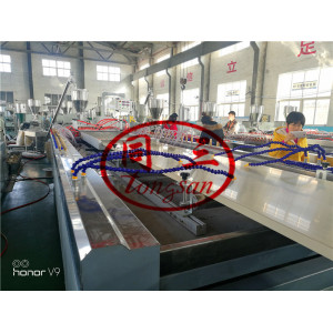 800-1000mm WPC Door Production Line China WPC Door Making Machine Manufacturer HEGU WPC MACHINERY