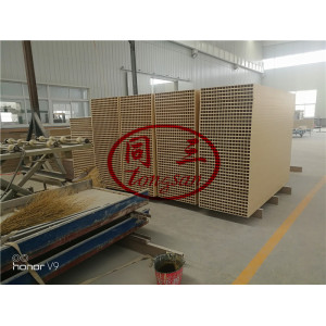 PVC Plastic And Wood Composite WPC Door Extrusion Line China WPC Door Making Machine Manufacturer