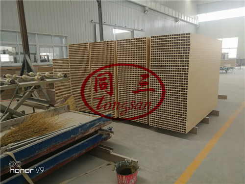 PVC Plastic And Wood Composite WPC Door Extrusion Line China WPC Door Making Machine Manufacturer